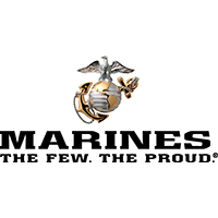 Marines logo, Troops