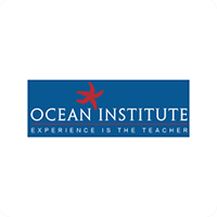 Ocean Institute logo, Dana Point, CA