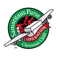 Operation Christmas Child, Samaritan's Purse logo