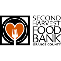 Second Harvest Food Bank logo, Orange County, CA